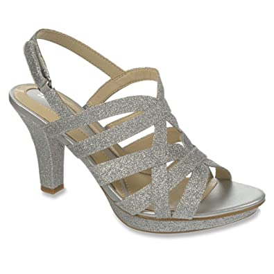 538b68066db Naturalizer Women s Silver Delma 6 ...
