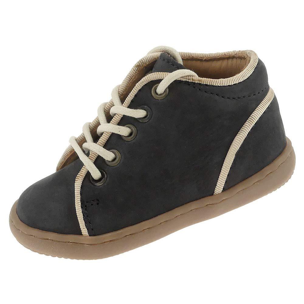 Bisgaard , {Chaussures Premiers Pas pour bébé (garçon) Bleu Bleu 37 EU