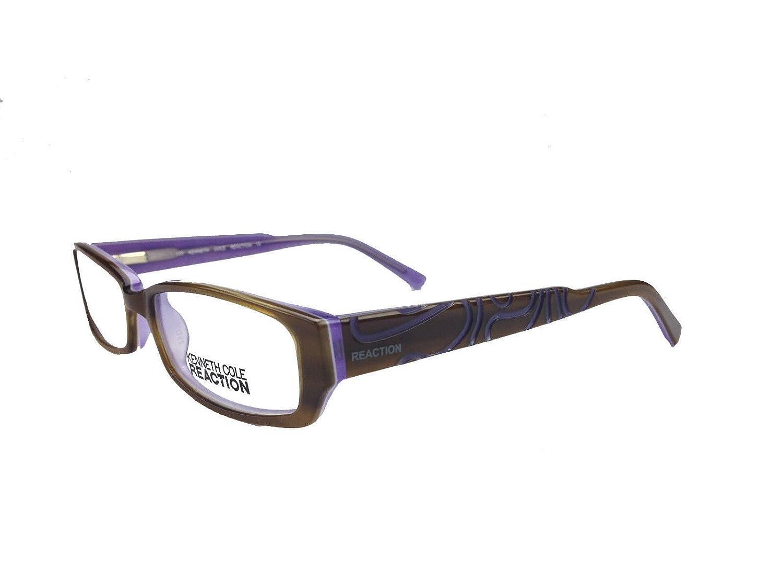 5011a36138 Amazon.com  New Authentic Kenneth ColeReaction KC702 Havana Unisex  Eyeglasses 52mm  Health   Personal Care