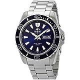 Orient Mako XL Automatic Blue Dial Mens Watch FEM75002DR