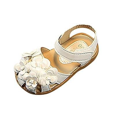 f3317deaf3d9e GongzhuMM Sandales Enfants Fille 21-30 Chaussures Fille Été Chaussures de  Plage Fille Tongs