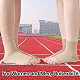 TOFLY Plantar Fasciitis Socks for Women Men, Truly
