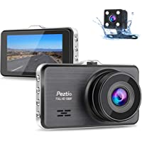 $49 Get Dual Dash Cam Front and Rear, 1080P Full HD Car DVR Dashboard Camera Recorder with Night…
