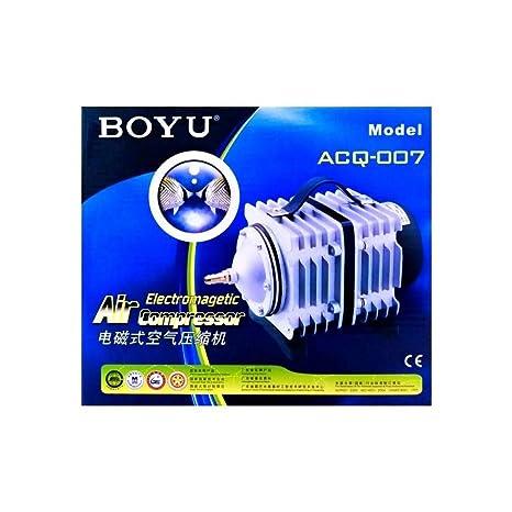 TrAdE shop Traesio Ventilador aireador Compresor Bomba Aire Membrana Acuario acquacoltura acq-007