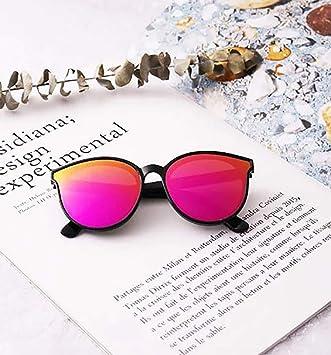 C-Y Gafas Sol para Niños Luz Polarizada Femenina Comodidad ...