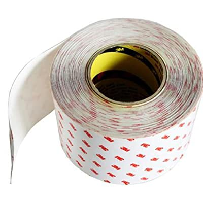 3M Scotchgard Clear Paint Protection Bulk Film Roll 6-by-48-inches: Automotive