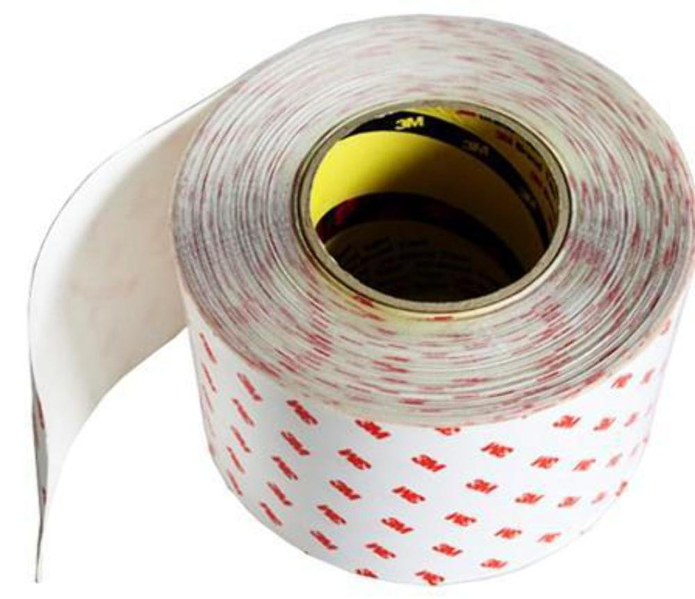 3M Scotchgard Clear Bra Paint Protection Bulk Film Roll 4-by-60-inches