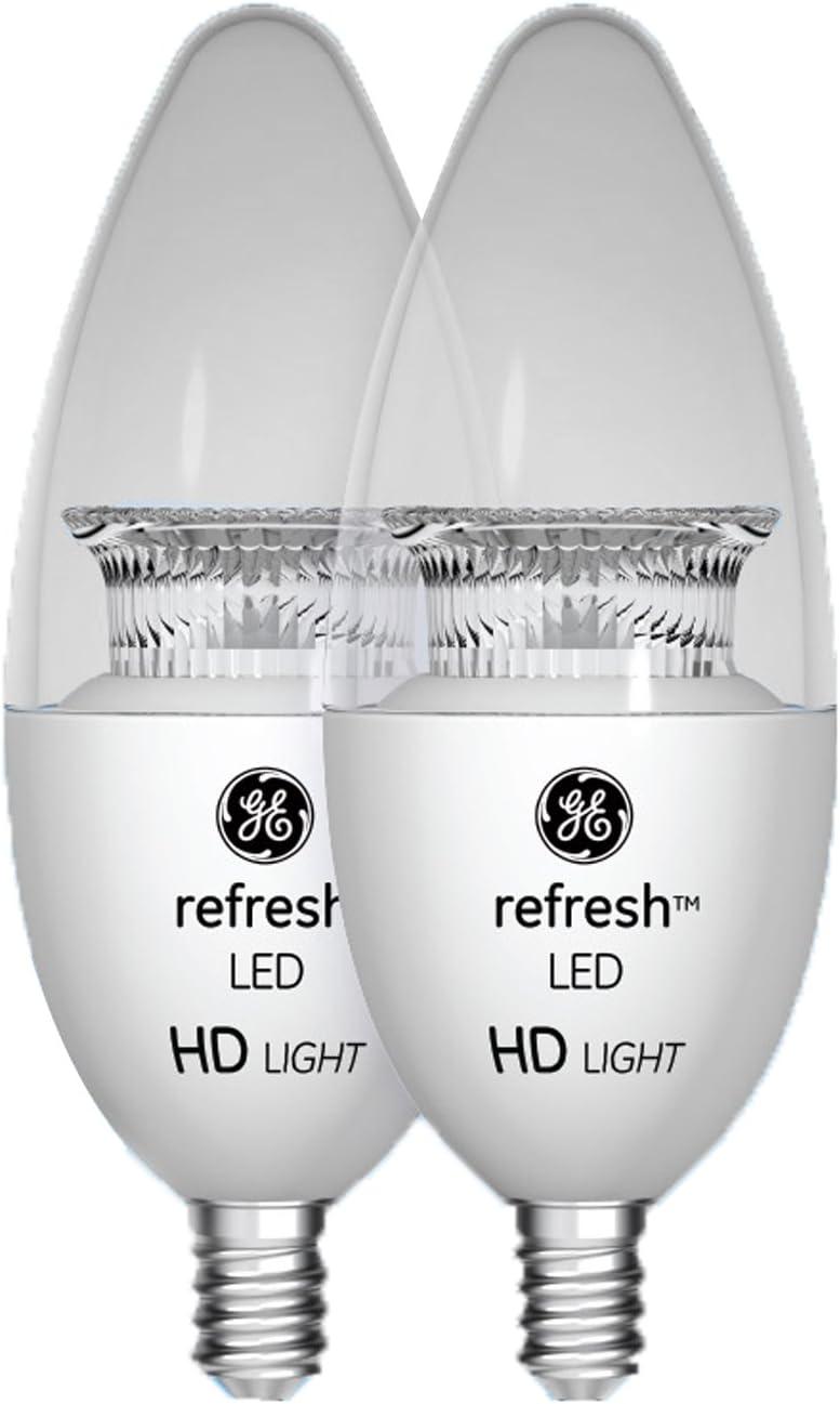 Daylight Led Bulbs: Best Ge Led Candelabra Bulb Daylight