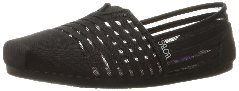 Bobs Aus Skechers Kuuml;hlung Luxus Schuh  5 B(M) US Black/Black Adorbs