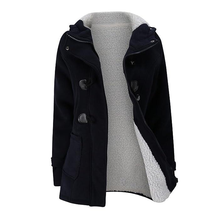 b08750562b48 Amazon.com  POTO Women Coats Plus Size