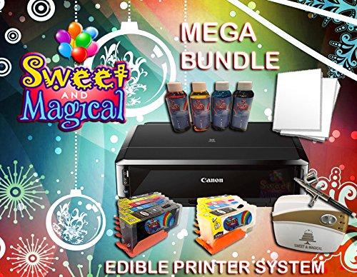 MEGA PRINTER EDIBLE BUNDLE by SWEET AND MAGICAL (Image #1)