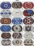 DEMMEX Turkish Moroccan Mosaic Hardwired OR Swag