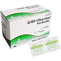 BD Ultra-Fine Pro Pen Needles 4mm x 32g 50ct