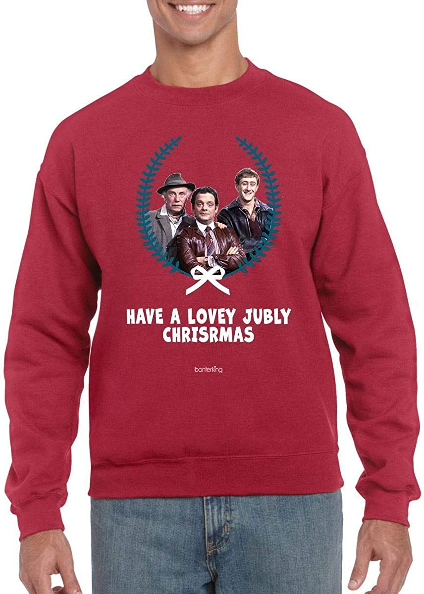 AWD Lovely Jubly Christmas Jumper (Unisex)