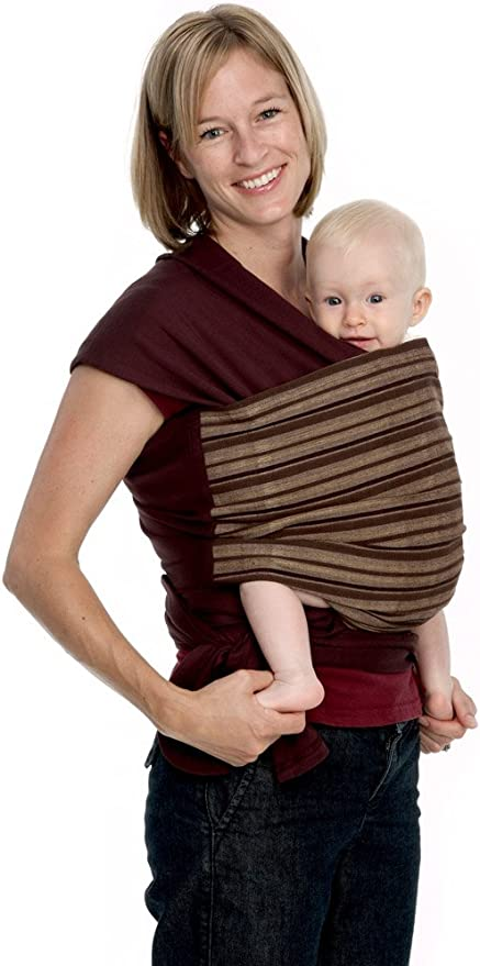 COCOA IN SIZE 5 ORIGINAL HOTSLINGS BABY SLING