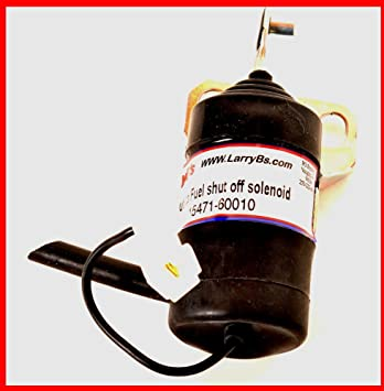 1C010-60015 1C010-60016 1C010-60017 1C010-60014 Shut off Solenoid for Kubota