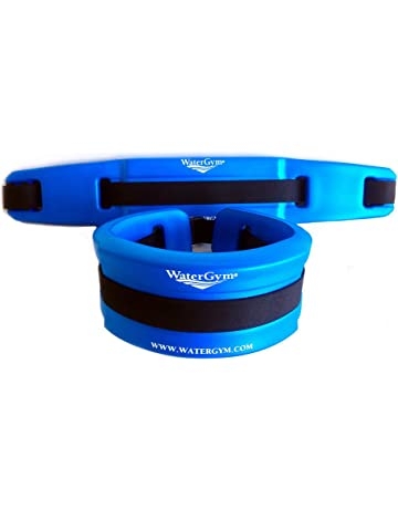 b512b352f93 WaterGym Water Aerobics Float Belt for Aqua Jogging and Deep Water Exercise  - Size SMALL-