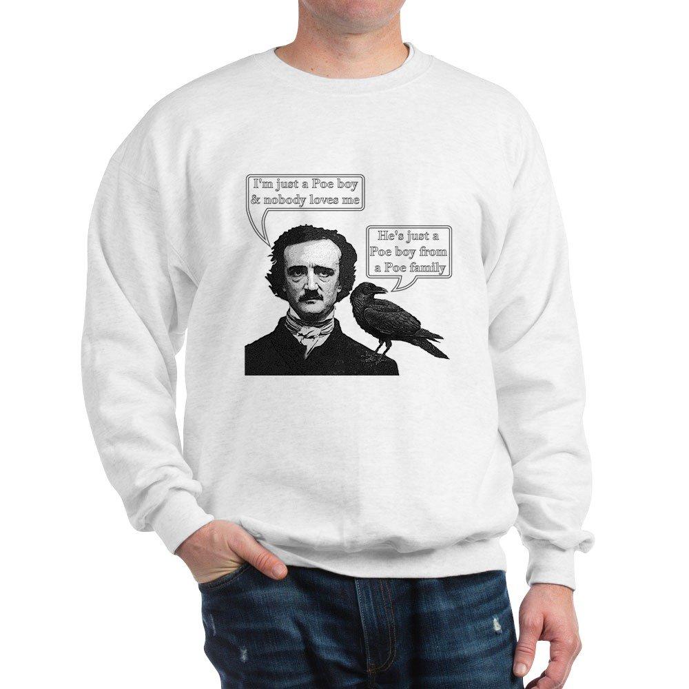 CafePress - I'm Just A Poe Boy - Bohemian Rhapsody - Classic Crew Neck Sweatshirt