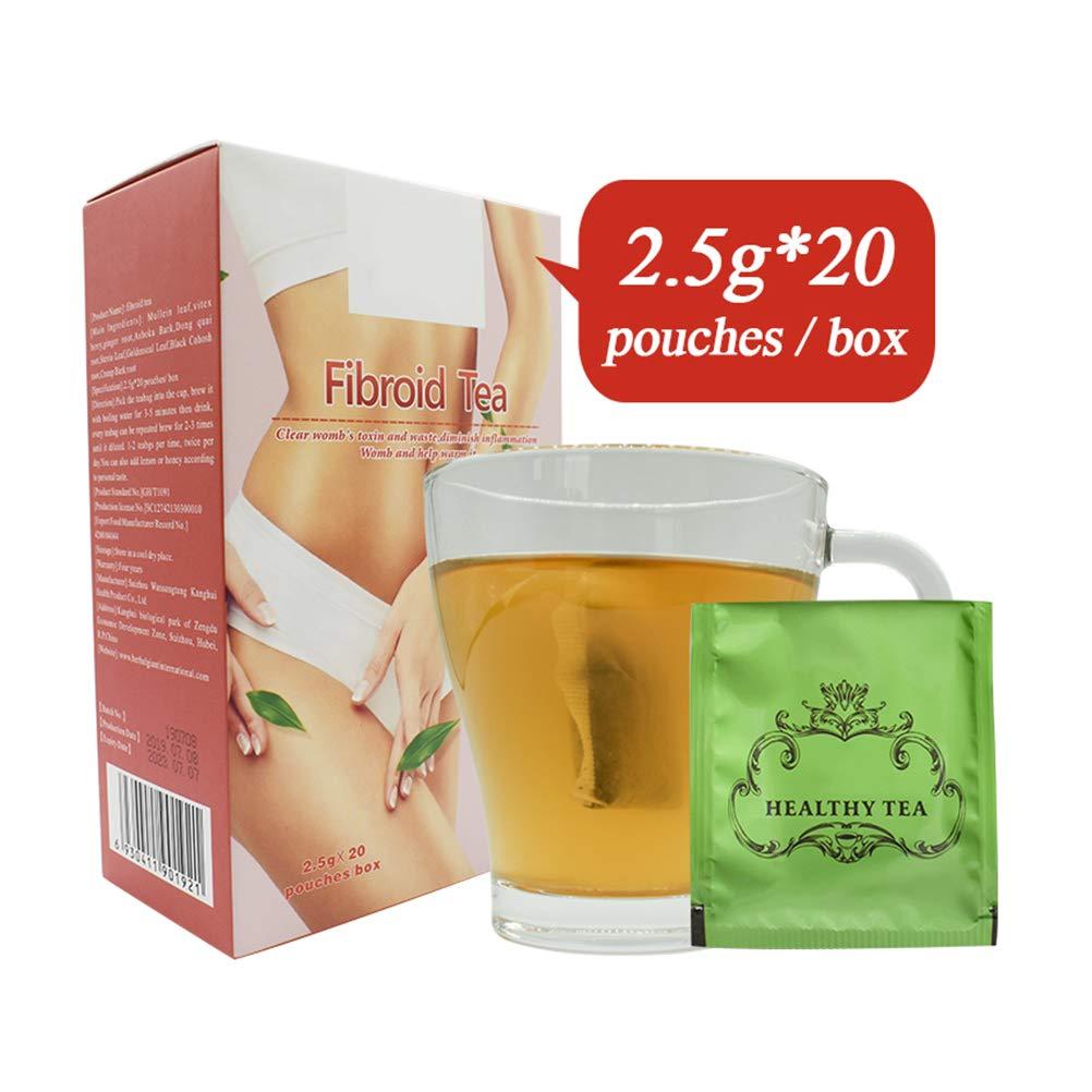 Sarplle Herbal Detox Tea Female Uterus Fibroid Tea Purify Purifying Tea for Female Uterus Toxin and Waste Shrink Health Care