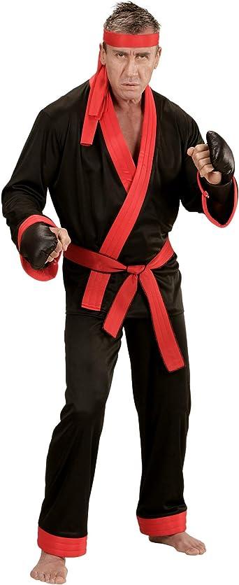 Men's Boxer Costume Champion Fighter Wrestler Boxing Rocky Sport Fancy Dress