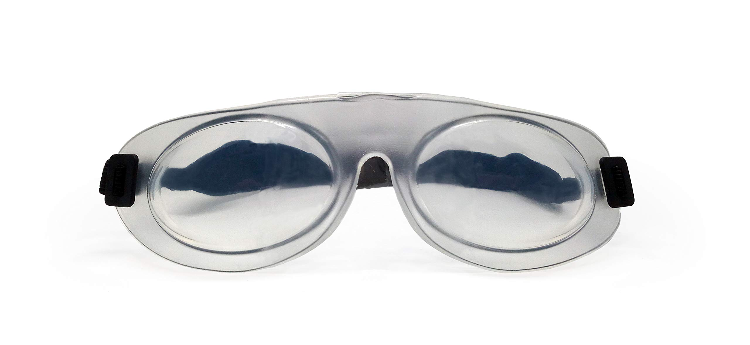 Eyeseals 4.0 Hydrating Sleep Mask for Nighttime Dry Eye Relief (Clear) by EYEECO
