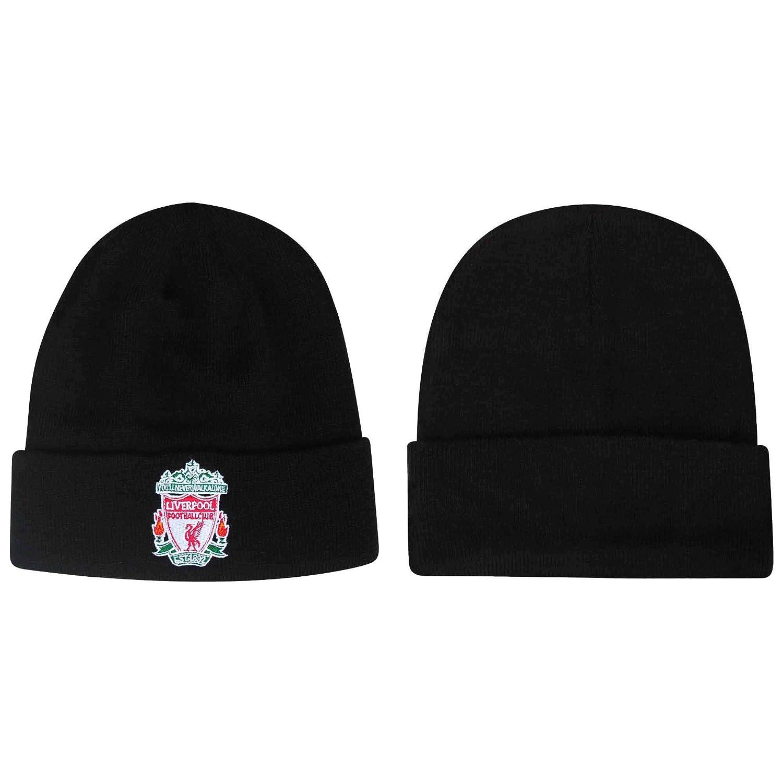 Gorra Oficial del Liverpool FC con Escudo del Equipo de fútbol de ...