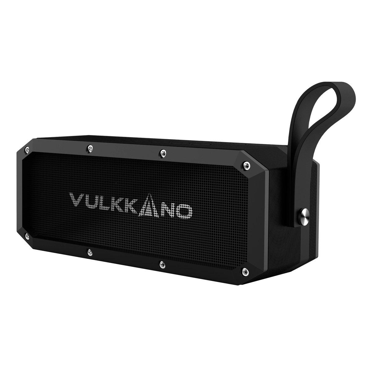 VULKKANO Blast el Altavoz Bluetooth más potente con W Resiste agua y