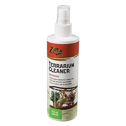 Amazon Com Zilla Reptile Terrarium Cleaner 8 Ounce Pet Health
