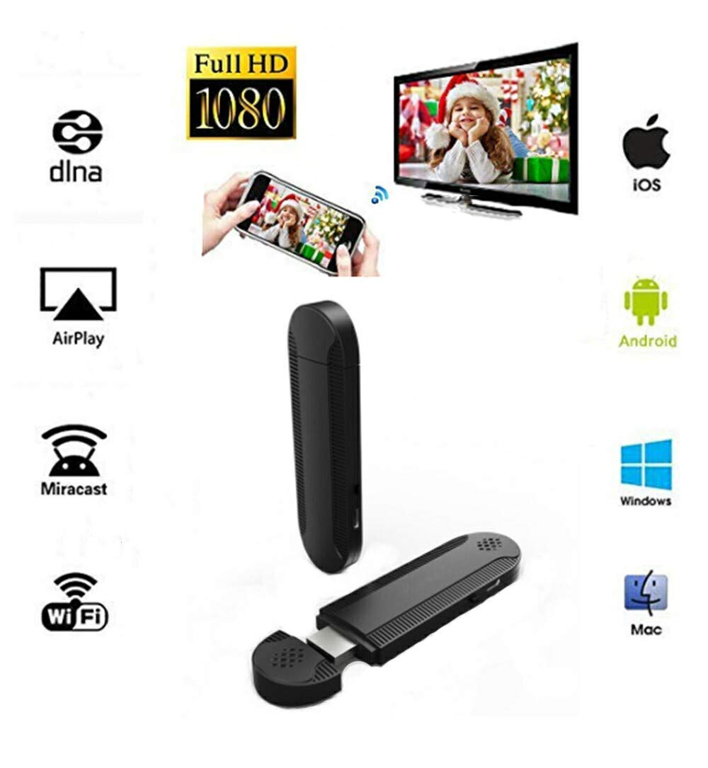 Amazon com: TANG-1 WiFi Monitor Dongle Wireless Display Receiver for