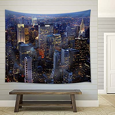 Crafted to Perfection, Astonishing Piece of Art, New York City at Night