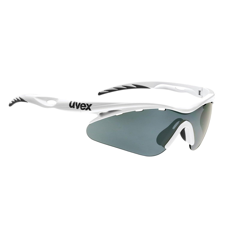 Gafas De Sol Uvex Crow Pro Blanco: Amazon.es: Deportes y ...
