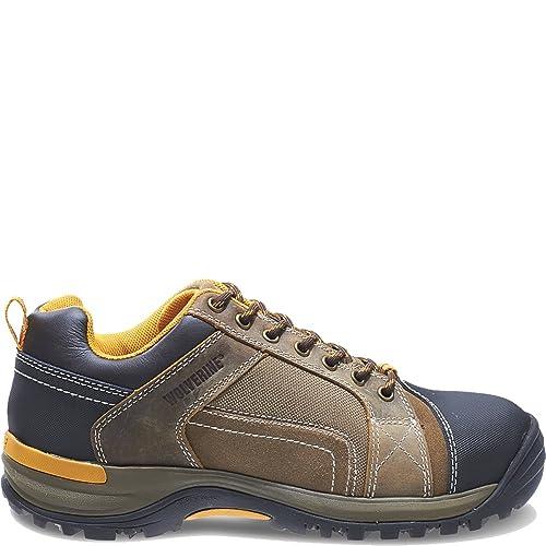 19fcd635fad Wolverine Chisel Steel-Toe EH Low-Cut Work Shoe