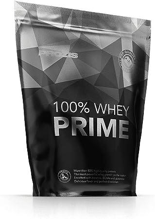 Prozis 100% Whey Prime 2.0 Suplemento Puro en Polvo, con ...