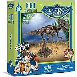 Geoworld Dino Excavation Kit-Stygimoloch Skeleton Science