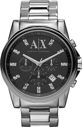armani exchange men s watch ax2092 amazon co uk watches armani exchange men s watch ax2092