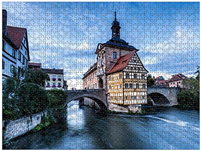 2000 Piece Puzzle for Adults/Teen - Large Jigsaw Puzzle Altes Rathaus