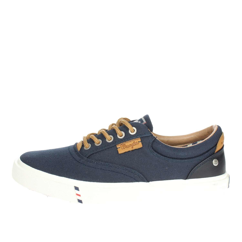 Wrangler 559 Blu Scarpa Uomo Sneaker 181021: