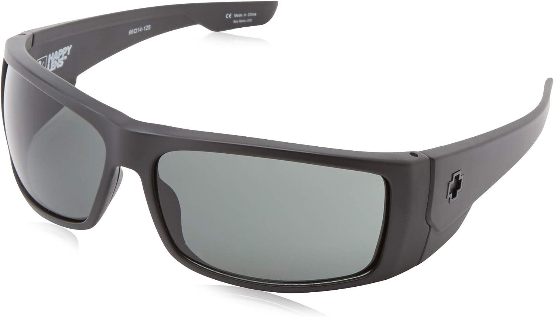 SPY Optic Konvoy Sunglasses   Polarized Styles Available   Happy Lens Tech Available