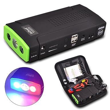 5-in-1 ieGeek Mini 13600 mAh 12 V muy ligero (360 G