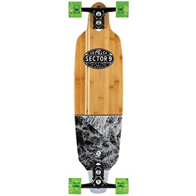 Sector 9 Monsoon Shoots Prebuilt Longboard Complete: Toys & Games