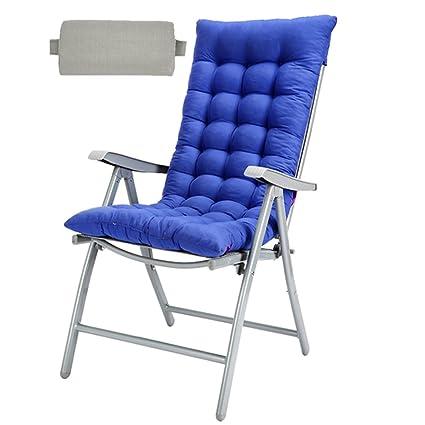 Amazon.com: ZHIRONG Silla plegable de balcón sillas de ...