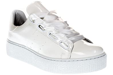 Emma 13-B - Damen Schuhe Sneaker - 200-white, Größe:36 EU Tango