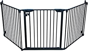 Cardinal Gates Expandable Wide Pet Gate