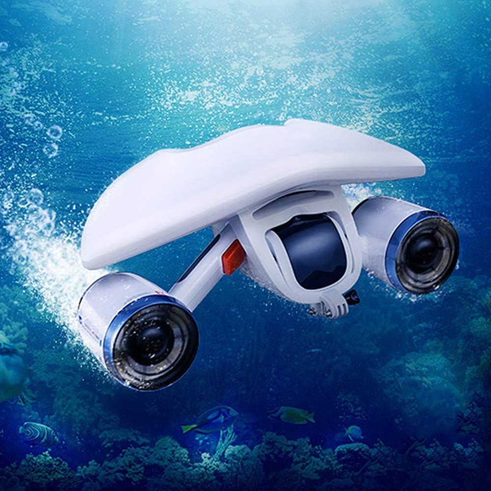 Sublue WhiteShark - Patinete subacuático híbrido con hélice para natación