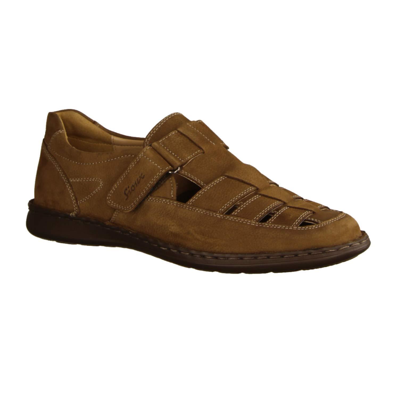 Brown Sioux Men's Fashion Sandals