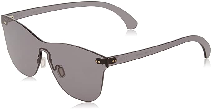 Amazon.com: Ocean – Gafas de sol Wayfarer Espejo Lente plana ...
