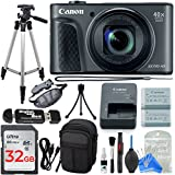 Canon PowerShot SX730 Digital Camera PROFESSIONAL Accessory Bundle w/ DigitalAndMore Digital Camera Cleaning Kit