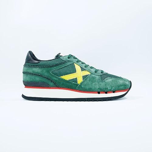Venta Barata Venta Precio Increíble En Línea Munich Green Sneakers Massana 256 (41 - Green) Buena Venta Con Descuento A Hoy oPyWQtRo