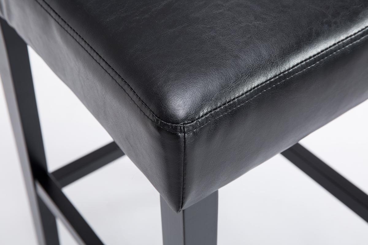 Clp sgabello alto bar moritz sgabello cucina in similpelle sedia