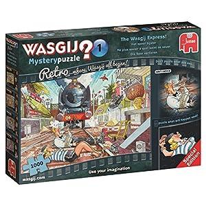 Jumbo 619145 Puzzle Espresso